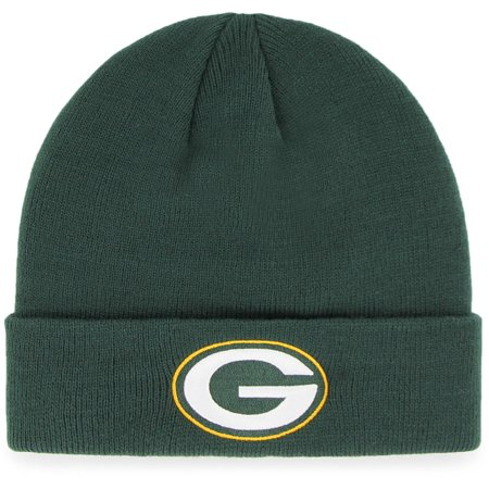 NFL Green Bay Packers Mass Cuff Knit Cap - Fan Favorite (Green Bay Packers Party Decorations)