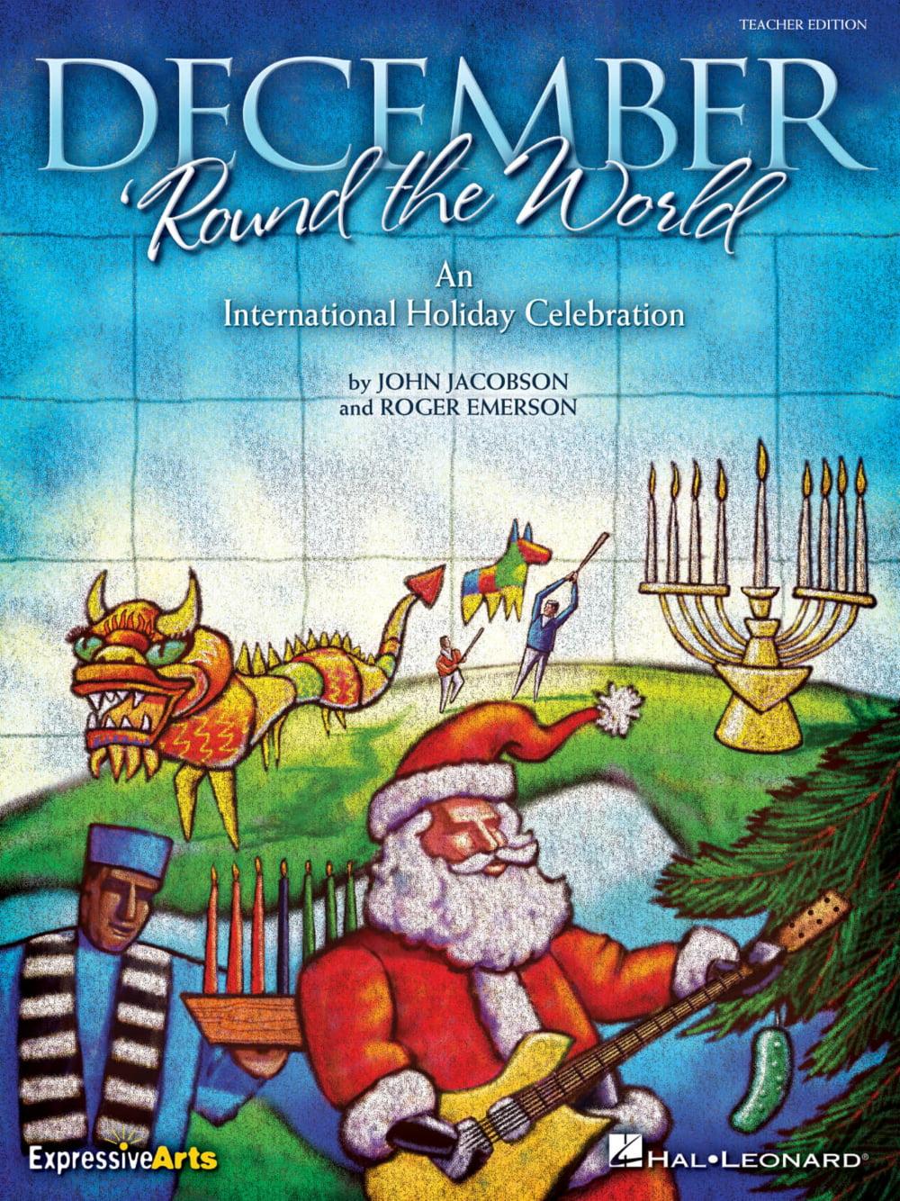 Hal Leonard December 'Round the World (An International Holiday Celebration) Preview Pak... by Hal Leonard