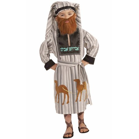 Abraham Child Costume (Medium) - Jewish Costume Ideas