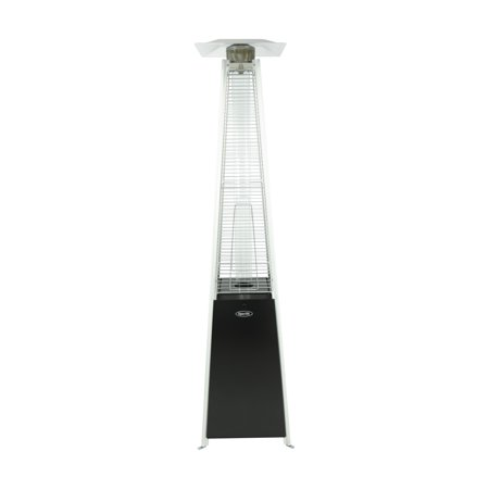 Dyna Glo DGPH301BL 42,000 BTU Black Pyramid Flame Patio