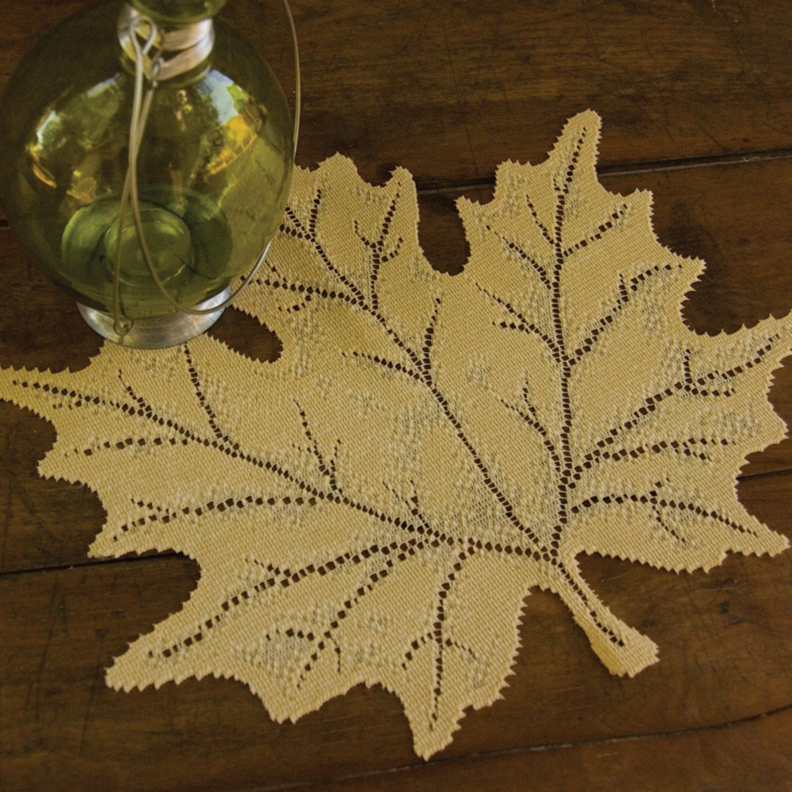 Maple Leaf 14 x 15 Set of 4 Placemats