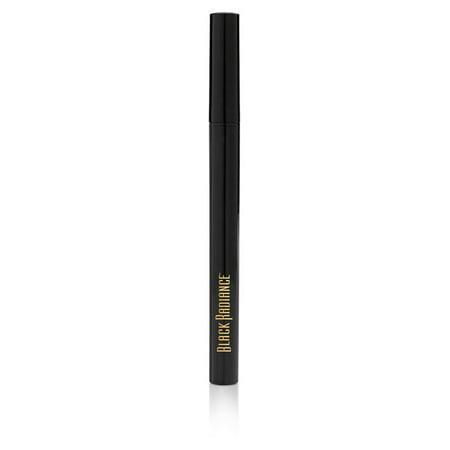 Black Radiance Fine Line Liquid Eyeliner Pen Fine Black, 0.03 oz