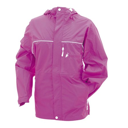 Frogg Toggs Java Toadz Womens Rain Jacket (Pink Ladies Jackets For Sale)
