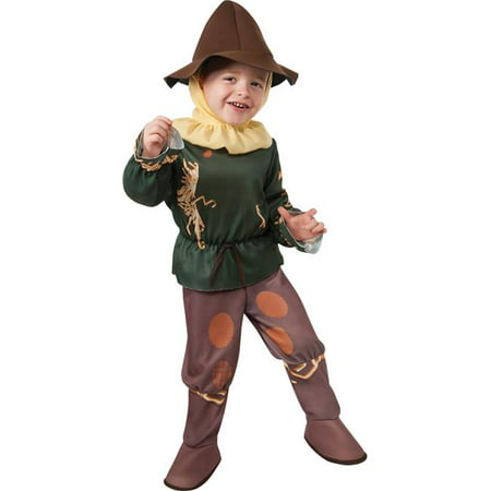 Rubies Costume RU886483T Scarecrow Toddler - Scarecrow Costume Toddler