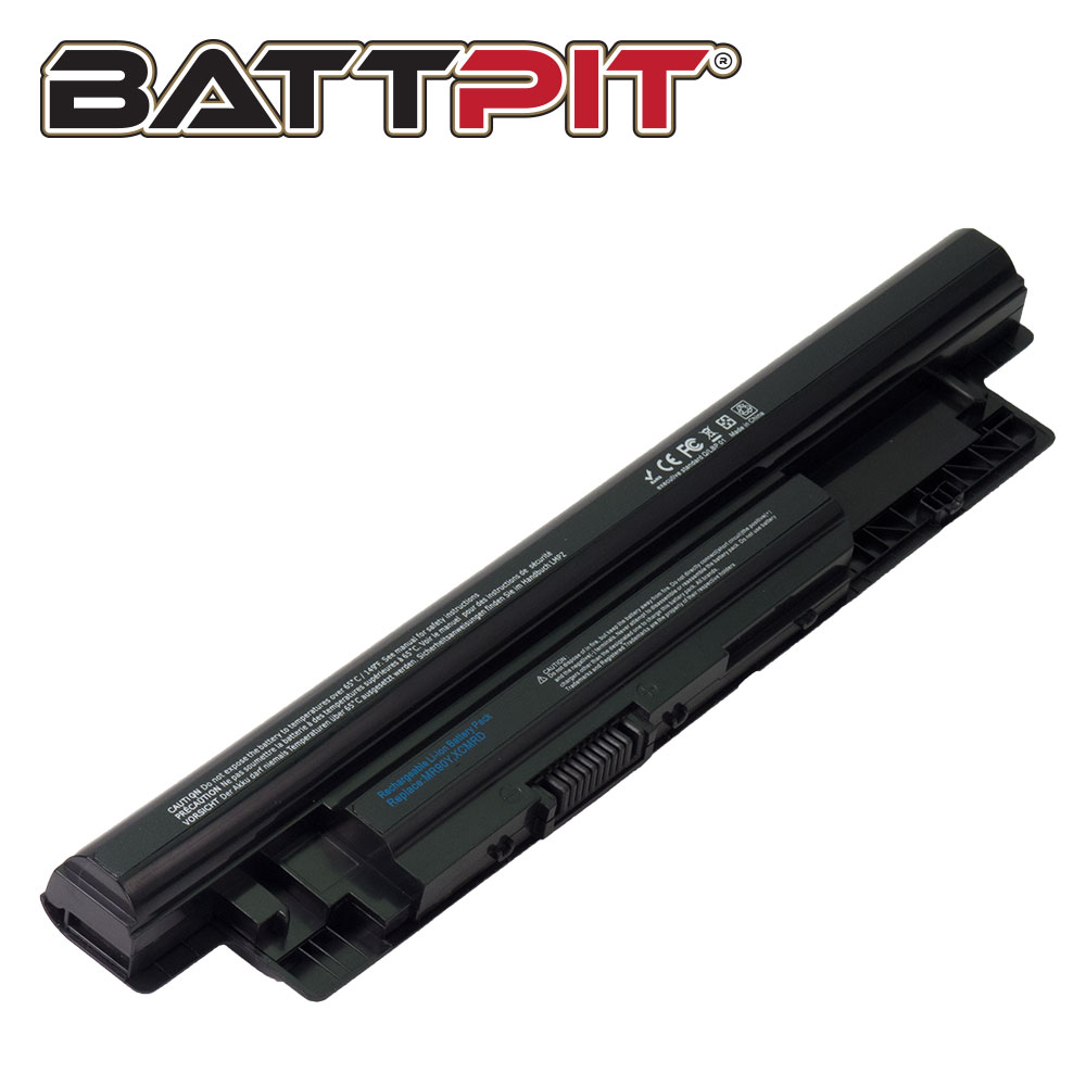 BattPit: Laptop Battery Replacement for Dell Inspiron 17R (5737) 24DRM 312-1390 4DMNG 6XH00 8TT5W V8VNT VR7HM