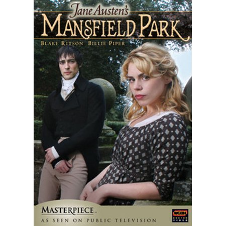 Jane Austen's Mansfield Park (DVD) - Orange Park Movie Times