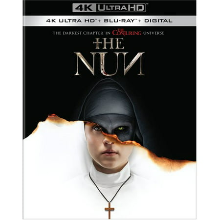 The Nun (4K Ultra HD + Blu-ray + Digital Copy)