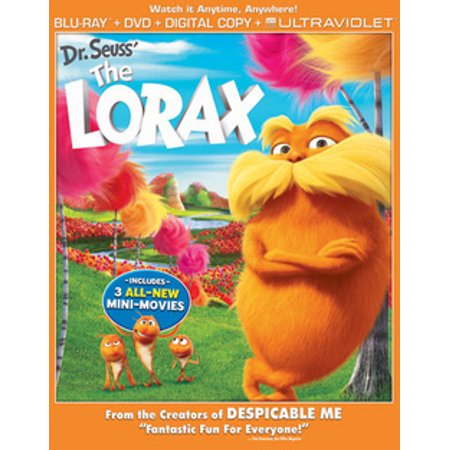 The Lorax (Blu-ray) - Lorax Characters