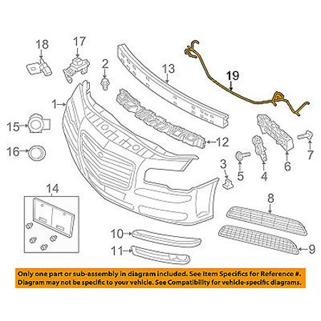 CHRYSLER OEM 11-14 300 Front Bumper-Wire Harness 5087271AA on chrysler 300 lighting, chrysler 200 wiring diagram, chrysler 300 carburetor, chrysler crossfire wiring diagram, chrysler 300 ignition coil, chrysler 300 parts list, chrysler pacifica wiring-diagram, chrysler 300 lower control arm replacement, chrysler 300 fuse location, chrysler concorde wiring-diagram, chrysler town and country wiring-diagram, chrysler 300m wiring diagram, chrysler 300 compressor, chrysler 300 ignition switch, chrysler 300 timing marks, chrysler 300 torque specs, chrysler aspen wiring diagram, chrysler 300 system, chrysler 300 sensor, chrysler 300 dash removal,