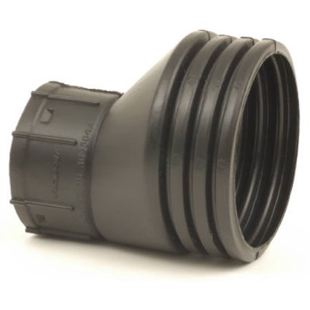 Image of Advanced Drainage Systems 0614AAHAN 6 x 4-Inch Polyethylene Reducer