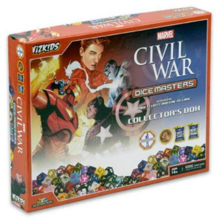 Civil War Collector's Box New (Best Civil War Board Games)