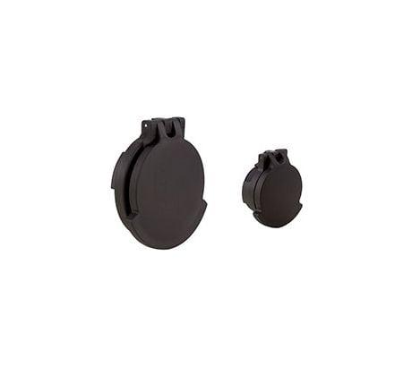 Trijicon Tenebraex Flip-Up Cap Set, 1-6x24mm VCOG Scope, Black by Trijicon