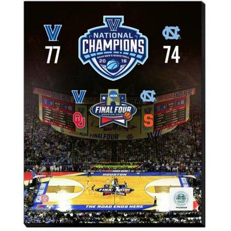 - Villanova Wildcats Photo File 2016 NCAA Men's Basketball National Champions 16