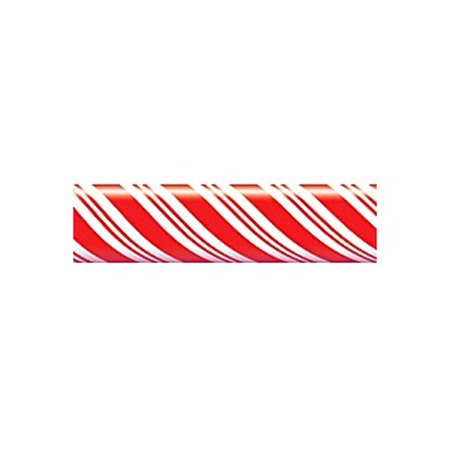 Teacher Created Resources Candy Cane Straight Classroom Border