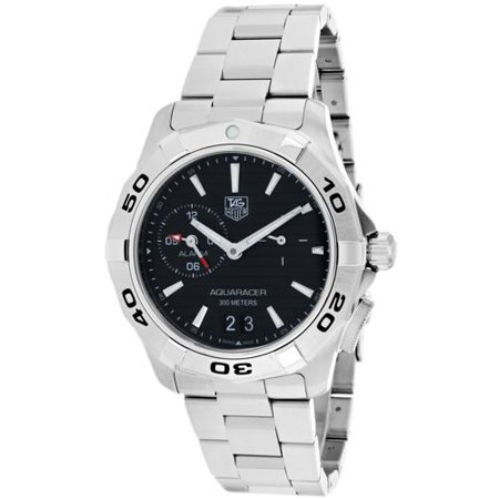 Tag Heuer Men's Aquaracer Watch Quartz Anti reflective Crystal
