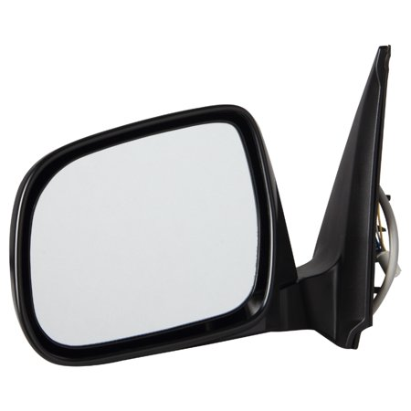 - For Toyota Tacoma Black Power Non Heated Replacement Driver Side Mirror (MI-079)