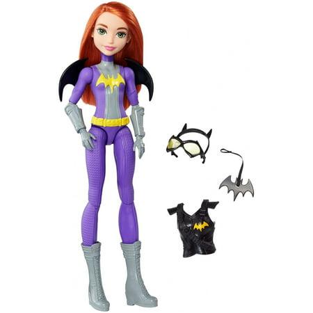 DC Super Hero Girls Batgirl Mission Gear Doll - Create Your Own Dc Superhero