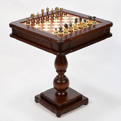 Classic Game Table From Italy