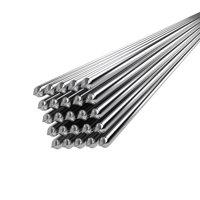 20PCS Low Temperature Aluminum Welding Wire Flux Cored 2mm*500mm Al-Mg Soldering Rod No Need Solder Powder