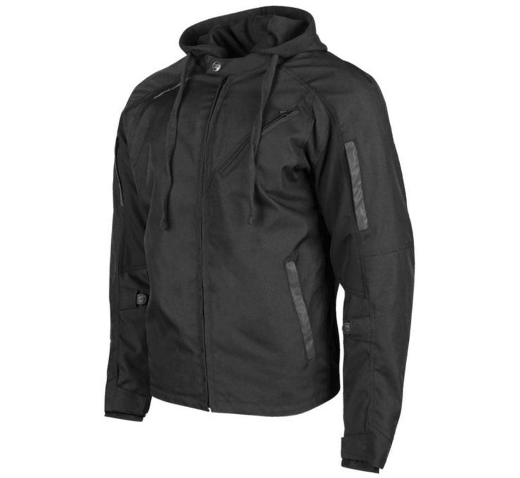 Speed & Strength Fast Forward Mens Jacket Black
