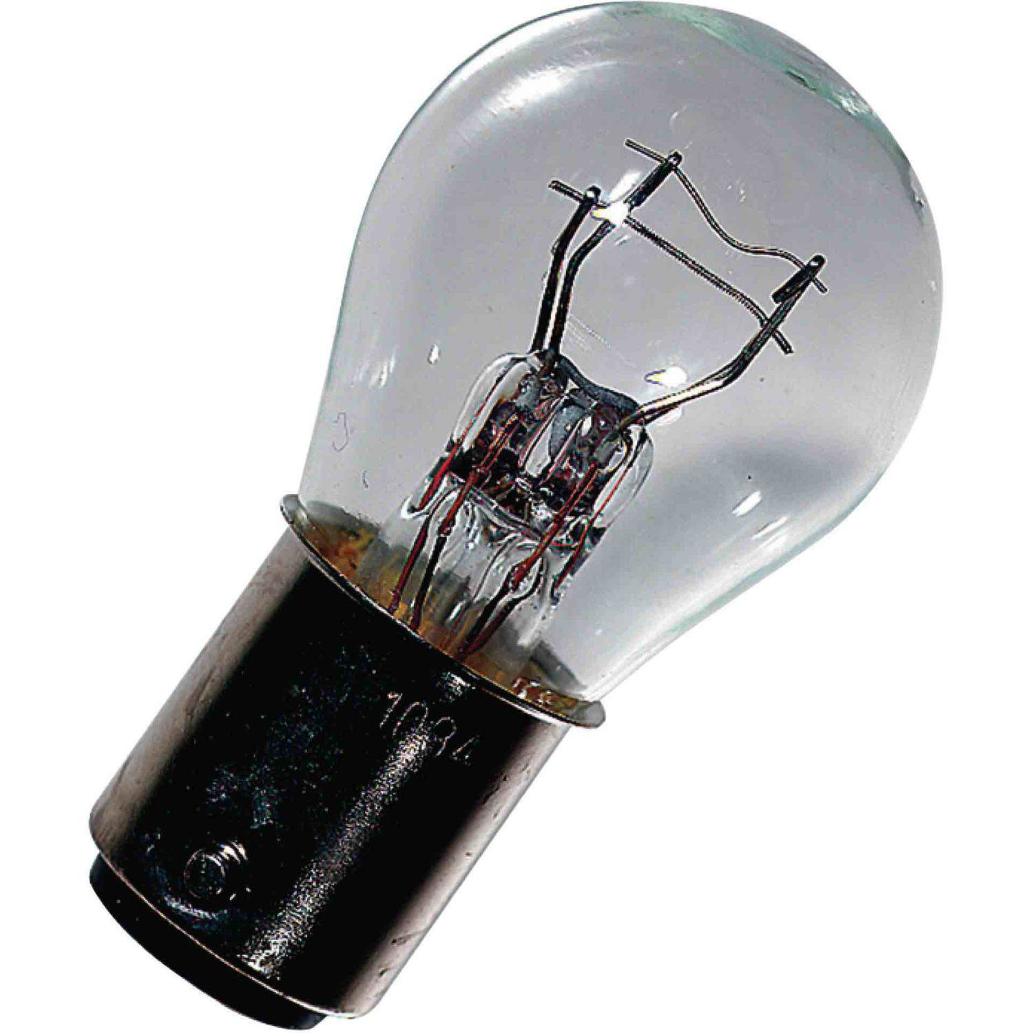 Ancor Double Contact Index Light Bulb, 12V, #1034, 2pk