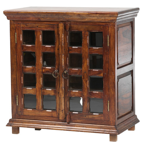 William Sheppee British Raj Durbar 34'' TV Stand by William Sheppee