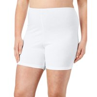 Comfort Choice Plus Size Comfort Choice 10-pack Cotton Boyshort Underwear