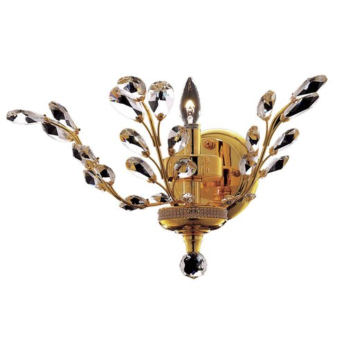 Wildon Home  Orchid 1 Light Wall Sconce