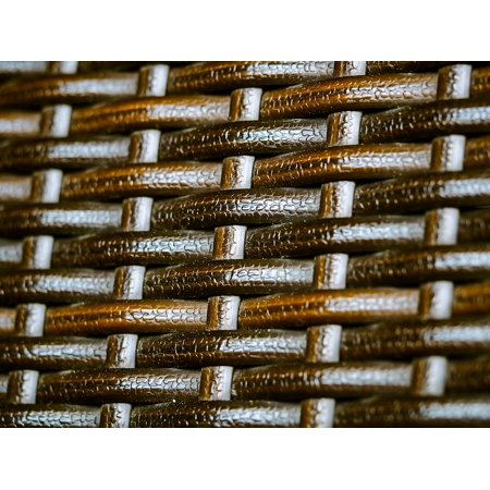 Woven Rattan Peel (LAMINATED POSTER Rattan Woven Braid Natural Material Structure Poster Print 11 x)