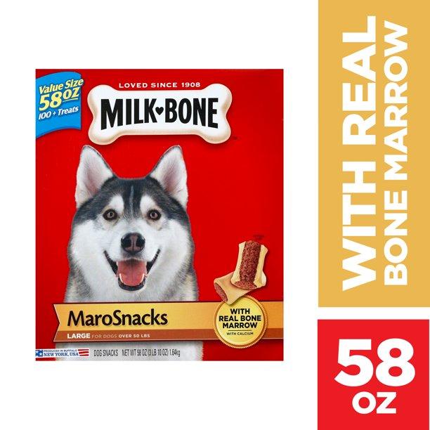 Real Bone Marrow Dog Treats Large