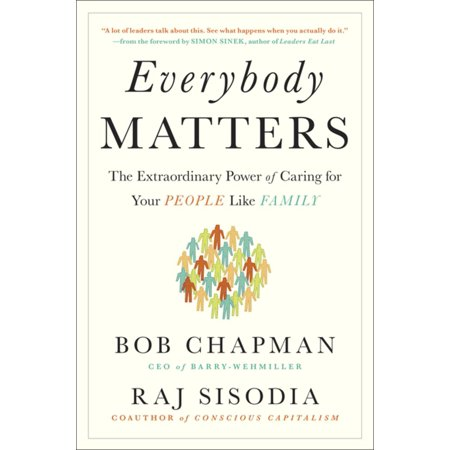 Everybody Matters - eBook