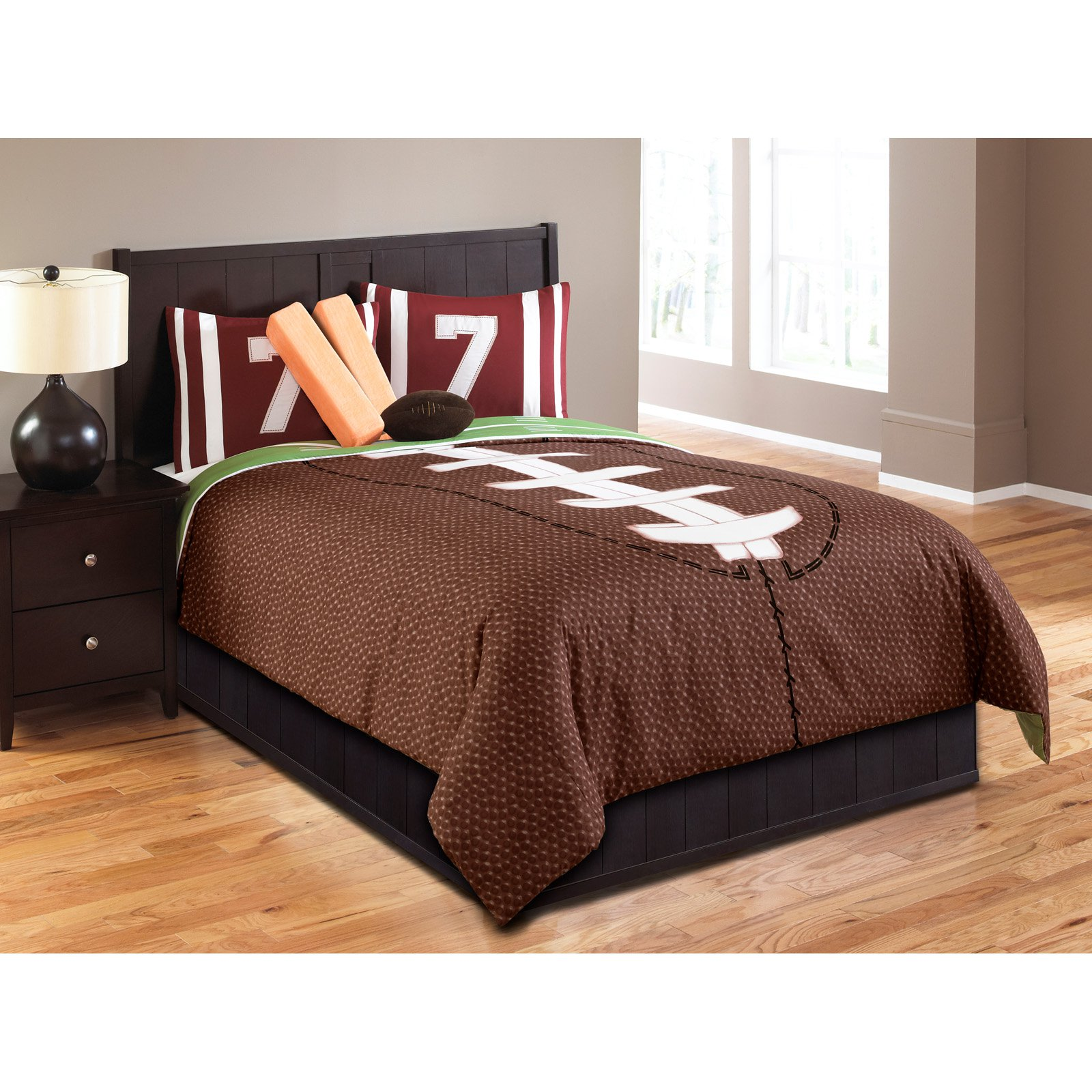 Touchdown Comforter Set by Hallmart Kids