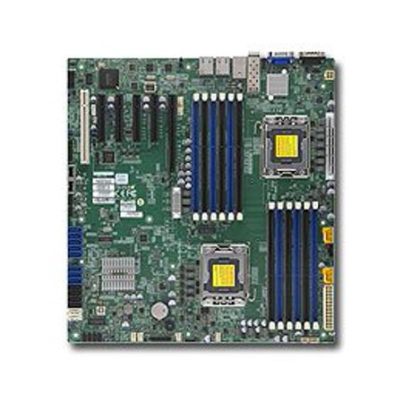 Supermicro Motherboard PROPRIETARY DDR3 1600 NA Motherboards