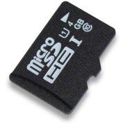 4GB GorillaFlash SDHC Class 10 with Adapter