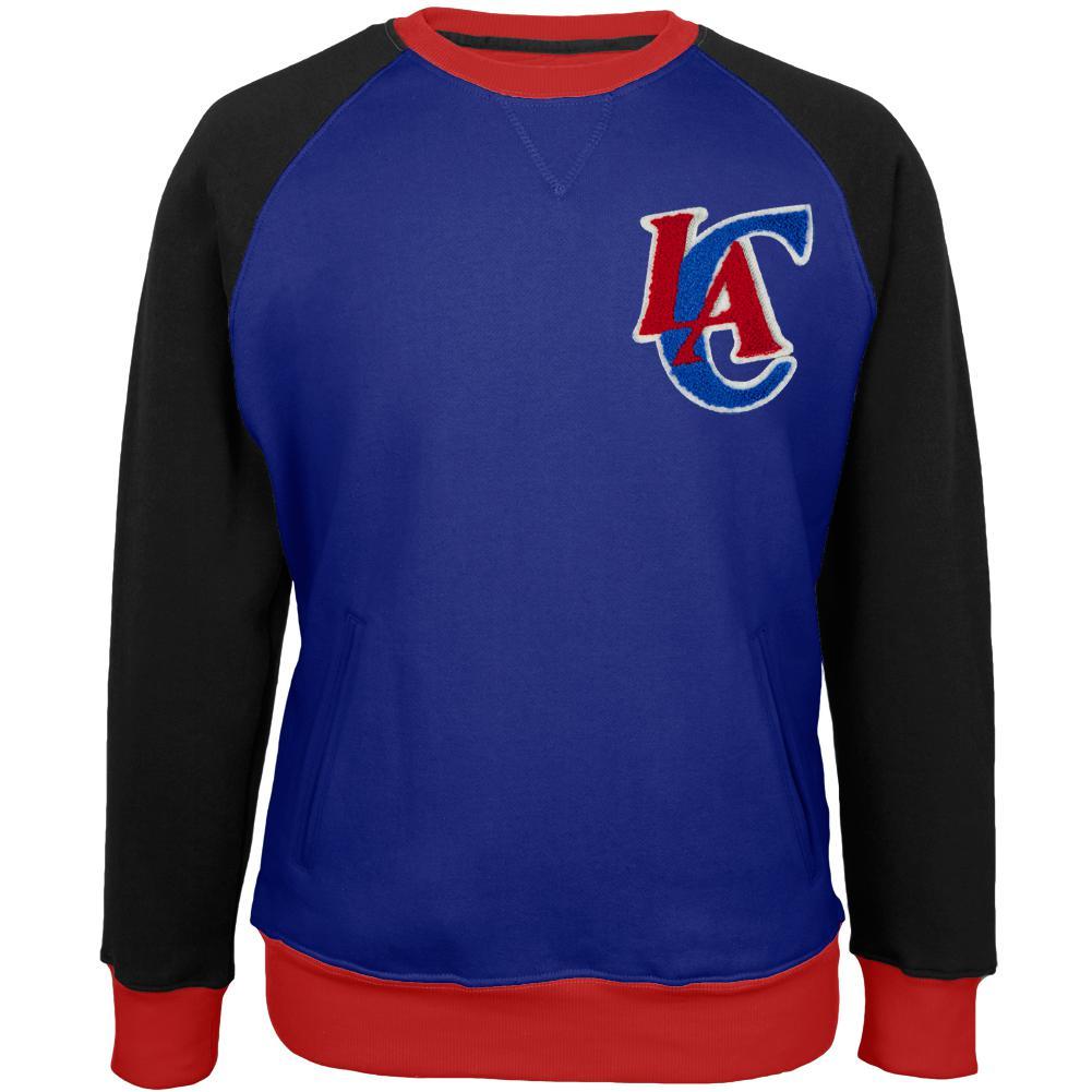 Los Angeles Clippers - Creewz Crew Neck Sweatshirt - Small