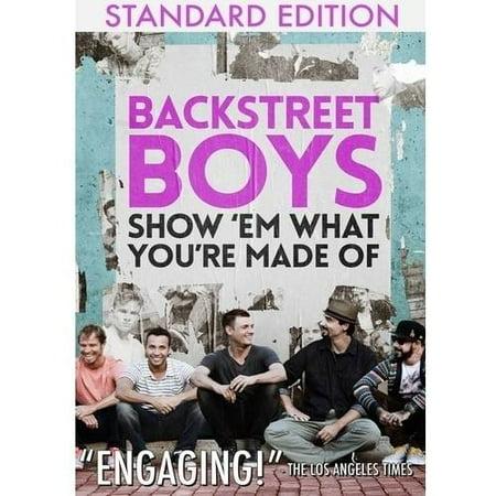 Backstreet Boys   Show Em What Youre Made Of