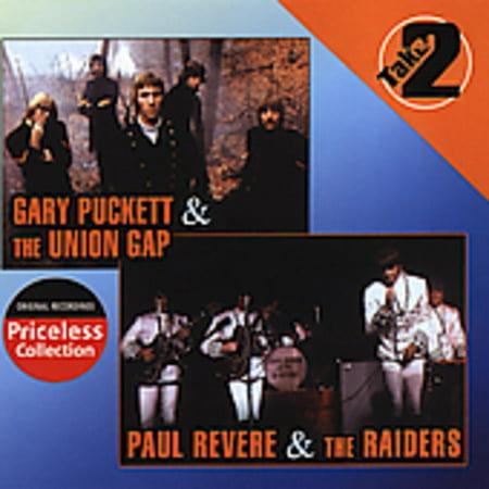 Revere/Puckett - Take 2 [CD] (Paul Revere And The Raiders Mark Lindsay)