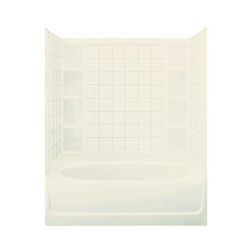Sterling by Kohler Ensemble 42'' Bath/Shower Kit with Rig...
