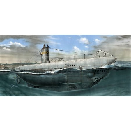 Navy U-boat Type (1/72 Special Navy U-Boat Type IIA German Submarine)
