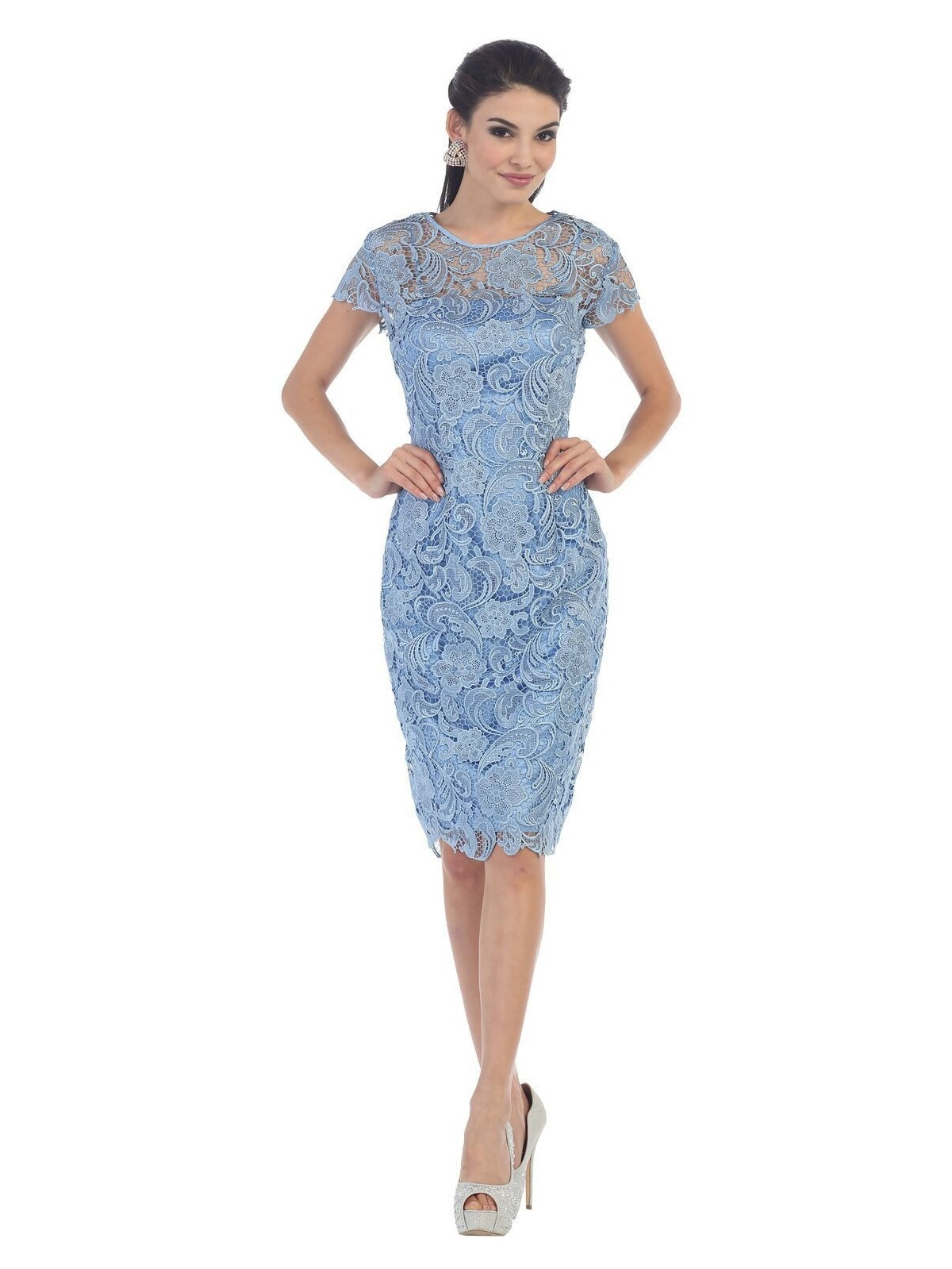 Short Plus Size Mother of the Bride Dress 2018 - Walmart.com
