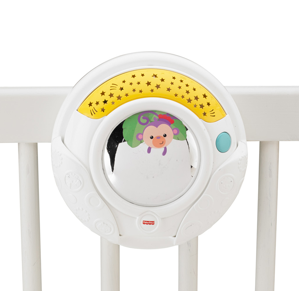 Fisher Price 3-in-1 Rainforest Friends Projection Soother by Fisher-Price