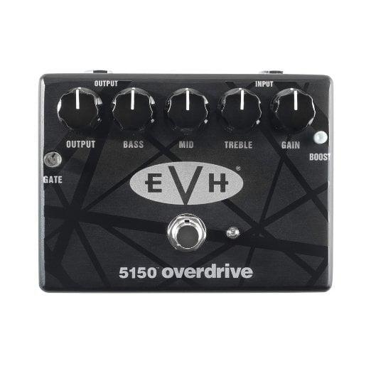 MXR EVH 5150 Overdrive Guitar Effects Pedal by MXR