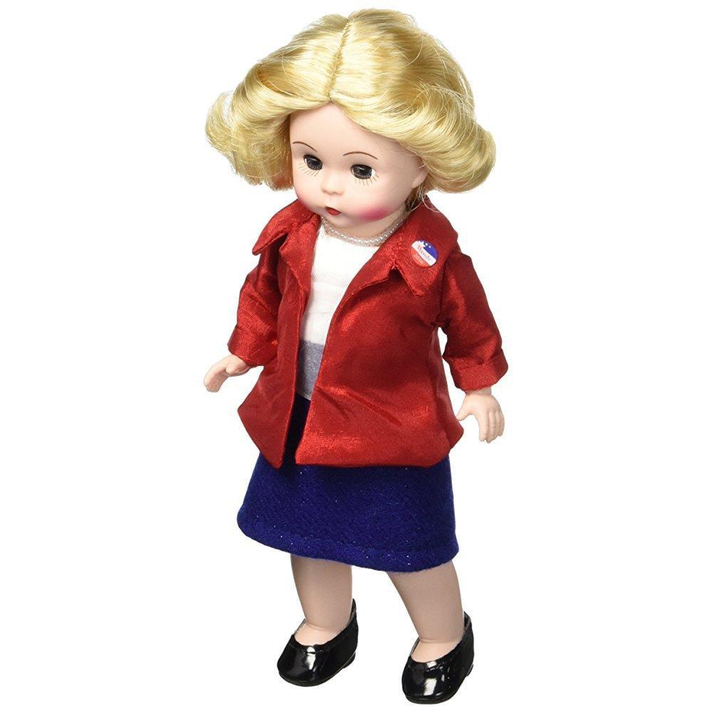 Madame Alexander Madame President Blonde Doll Includes Podium