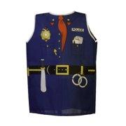 Police Officer Dress-Up Costume