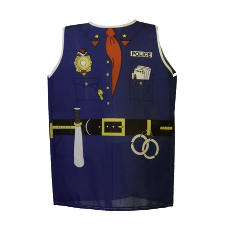 Dexter Toys Police Officer Costume](Police Dress Up)