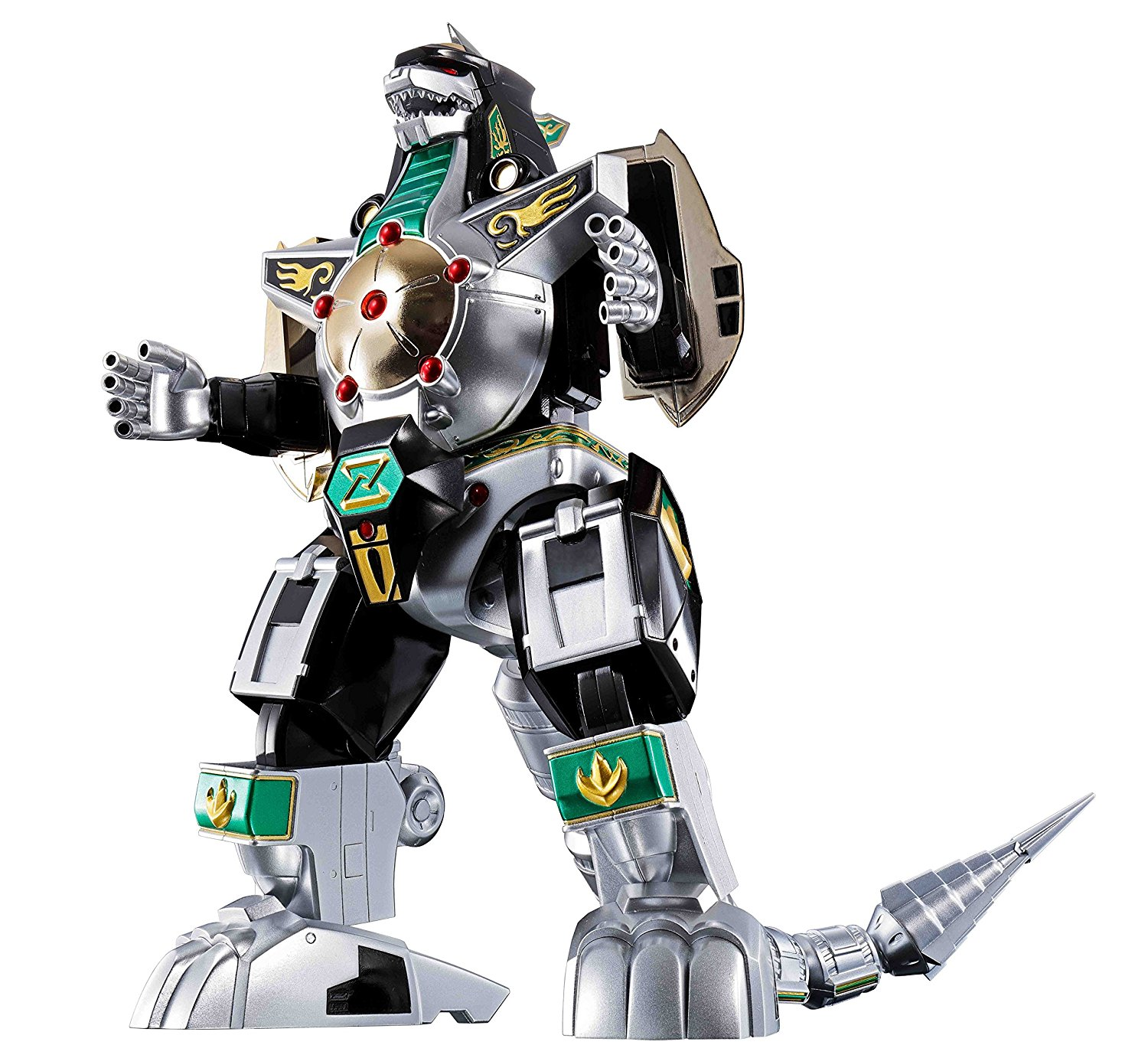 Bandai Chogokin GX-7 Dragonzord Soul of Chogokin Action Figure by Bandai