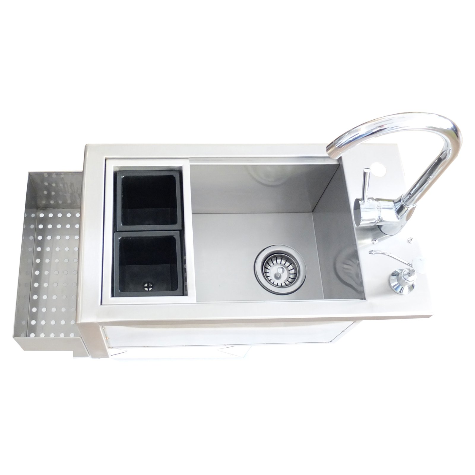 Sunstone Grills 14 in. Cocktail Pro Built In Sink