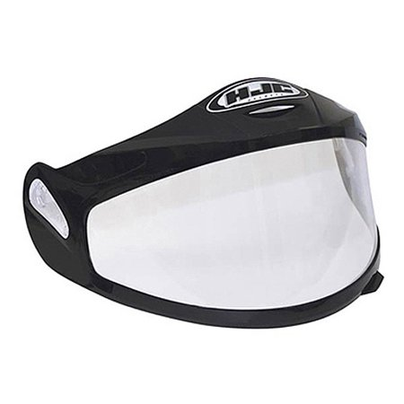 HJC Accessories HJ-17D Dual Lens Clear, Dual lens shields are designed for snowmobile applications allowing a controlled ventilation of cold air. By HJC Helmets Ship from
