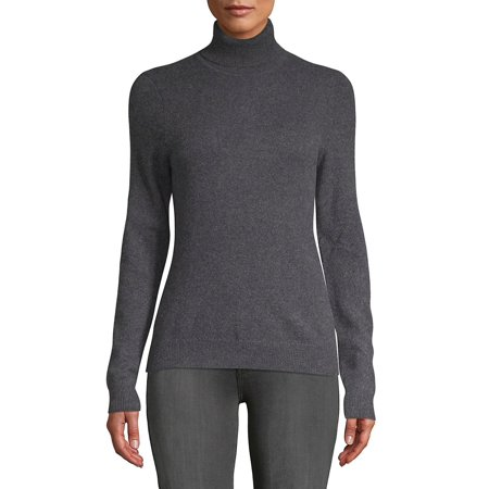 Essential Cashmere Turtleneck Sweater
