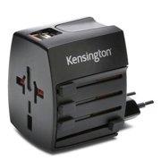 Kensington International Travel Adapter - Power adapter - 2 output connector(s)
